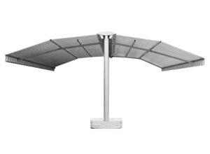 horeca parasol van Xterior