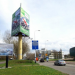 led reclamemast